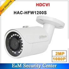 卸売英語版大華 2MP 1080 720P HDCVI HAC HFW1200S IR 弾丸カメラスマート DH HAC HFW1200S