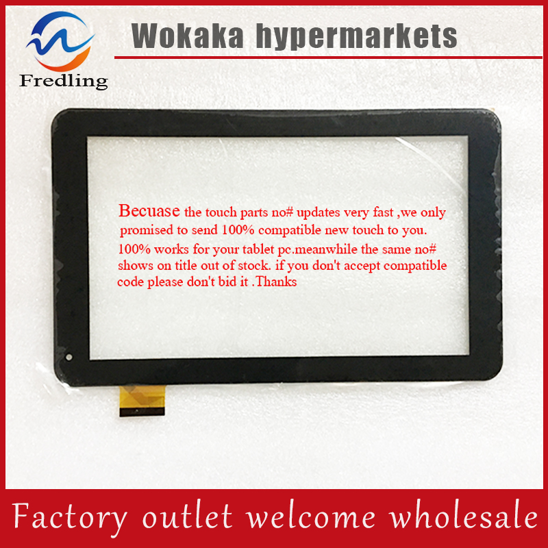 New 9 Tablet ZJ 90022A Touch screen digitizer panel replacement glass Sensor Free Shipping