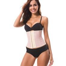 Corset Waist trainer Body Shaper Slimming Belt Modeling strap Tummy Control Corsets