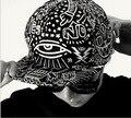 Горячие Продажи Casquette 2017 Новый Новинка Взрослых Граффити Глаза Хип-хоп Бейсболки Корейский Ulzzang Harajuku Мужчины И Женщины Snapback шляпы