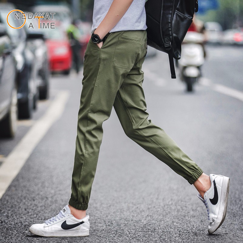 2018 Males's Haren Mens Pants Informal Sweatpants Hip Hop Pants Streetwear Pants Males Clothes Tracksuit Males Pants Harem Pants, Low cost Harem Pants, 2018 Males's Haren Mens Pants Informal...