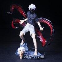 ALEN Tokyo Ghoul Kaneki Figure Ken Awakened Ver Kotobukiya Artfx PVC 9 84 Figurine Japanese Anime