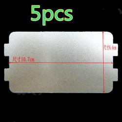 5 шт. микроволновая печь s слюда микроволновая печь 10,7*6,4 см листовая слюда плиты