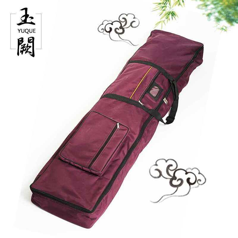 Yuque Oxford Guzheng Protective Soft Carring Case Portable Bag Case Cover For Guzheng Travel Bag with