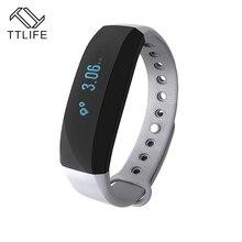 TTLIFE V2 Smart Band всепогодный монитор сердечного ритма в режиме реального времени GPS Спорт Trail интеллектуальные напоминание браслет для IOS Android