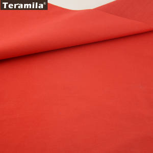 TERAMILA Red 100% Cotton Fabric Material Patchwork