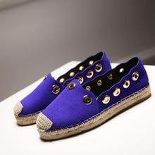 2016 Spring New Designer Women's Sheepskin Flats Hollow-out Female Espadrilles Footwear Shoes Women Ballerinas Moccasins Loafers
