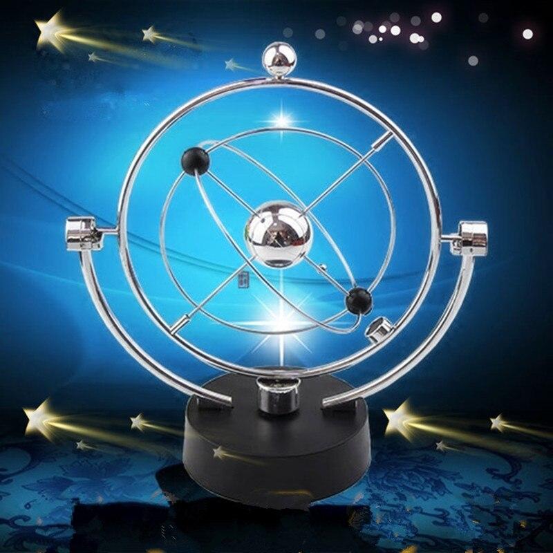Lustige Kinetische Orbital Newton Pendulum Modell Büro Haus ...