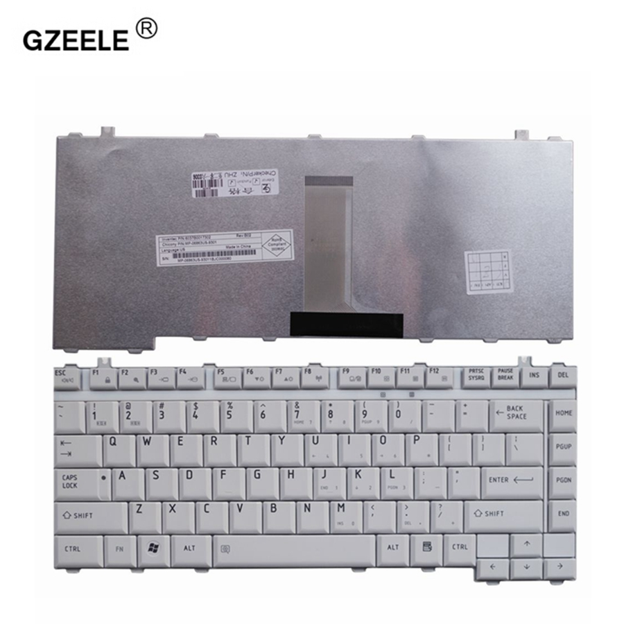 Laptop Keybaord for Samsung NF100 100NZC Russia RU BA59-03351C White