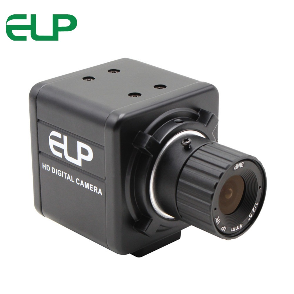 ELP 2MP 1080P full hd Sony IMX322 низкая подсветка OTG H264/MJPEG 30fps 4 мм ручной фокус Usb веб камера с аудио микрофоном для ПК ноутбука