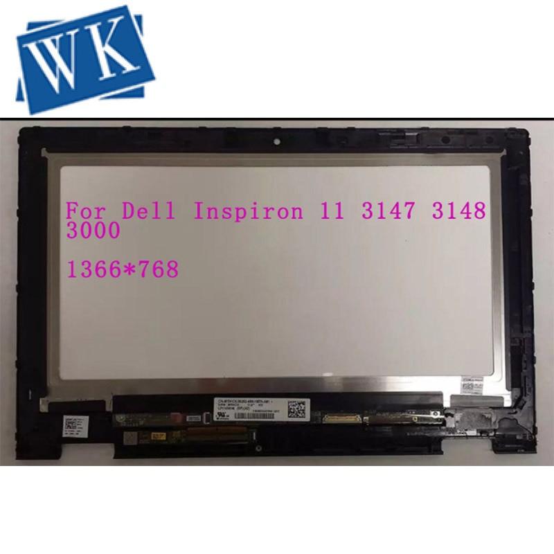 Dell INSPIRON 11 3000 LCD LED 11.6 Screen Display Panel WXGA HD