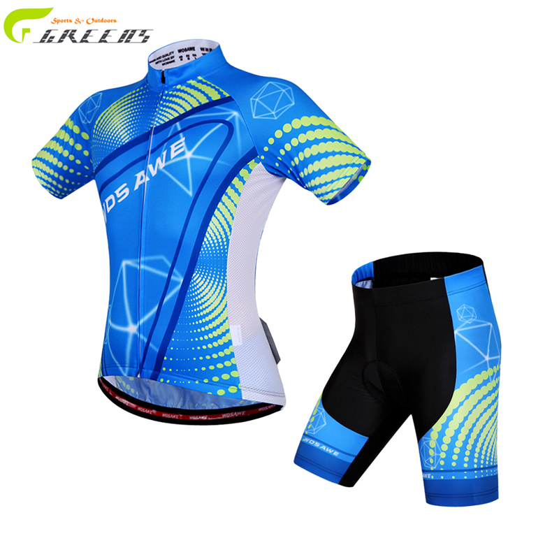wosawe funny cycling jerseys bicicleta Bike Bicycle Clothing Clothes Women Men cycling clothes china Jacket Top Bicycle Shirts