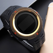 2019 New Sport Smart Men Watch 5Bar Waterproof Pedometer Cal
