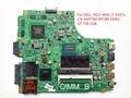 Excelente qualidade laptop motherboard para dell 3421 5421 i7-3537u cn-04ff3m 4ff3m 12204-1 dne40-cr pwb: 5j8y4 gt 730 2 gb