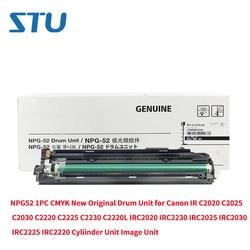NPG52 1PC CMYK nowy oryginalny bęben do urządzenia canon IRC2020 IRC2230 IRC2025 IRC2030 IRC2225 IRC2220 IR C2020 C2025 C2225 jednostka obrazu|Kasety z tonerem|Komputer i biuro -