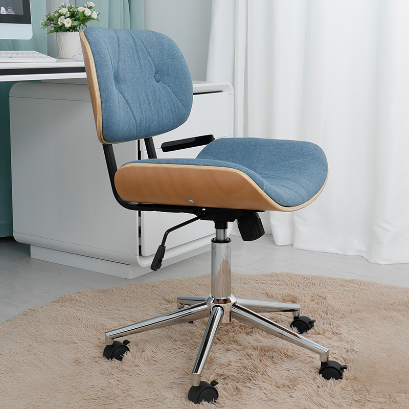 2B Lifting Modern Office Chair Simple Creative Home Rotating Bar Chair High Stool Front Desk Cashier Chair Back Computer Chair