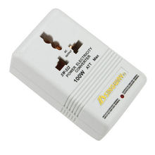 Low Price White Professional 110/120V to 220/240V Step Up/Down Dual Voltage Converter Transformer Travel Adapter Switch