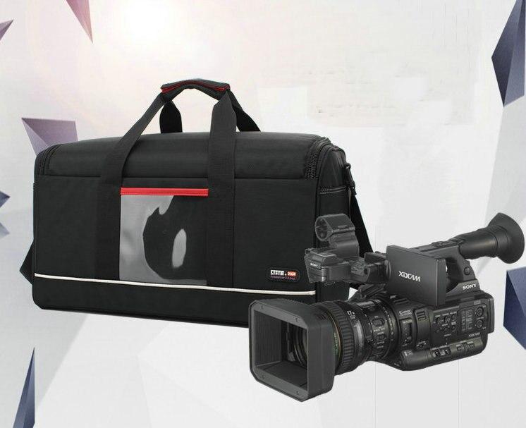 Pochette d'ordinateur pour appareil photo professionnel. pochette d'ordinateur pour Panasonic Canon Sony JVC rouge ARRI etc. Sac de voyage-in Sacs pour appareil photo from Electronique    1