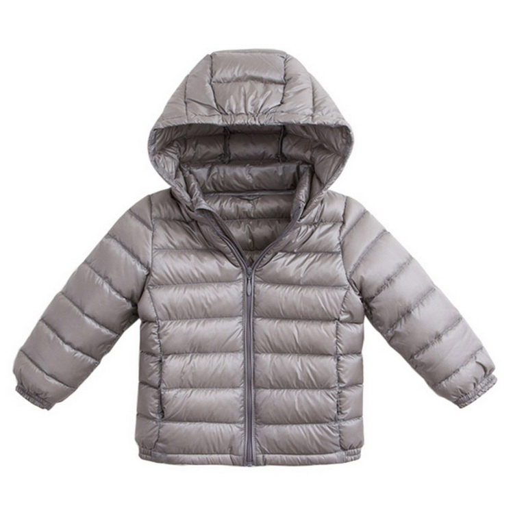 marc janie Little Boys Winter Thick Hooded Ultra Light Down Jacket