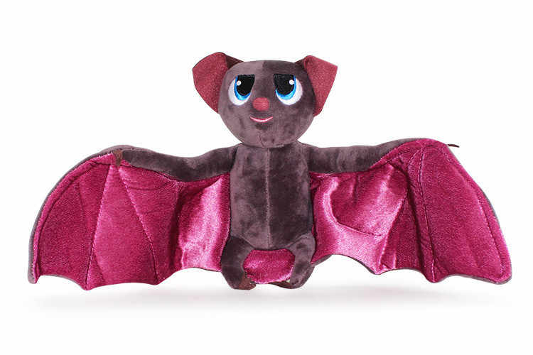 Оптовая продажа «Монстры на каникулах» летучая мышь плюшевые игрушки Дракула летучая мышь Мягкие плюшевые куклы игрушки Brinquedo детский подарок на день рождения
