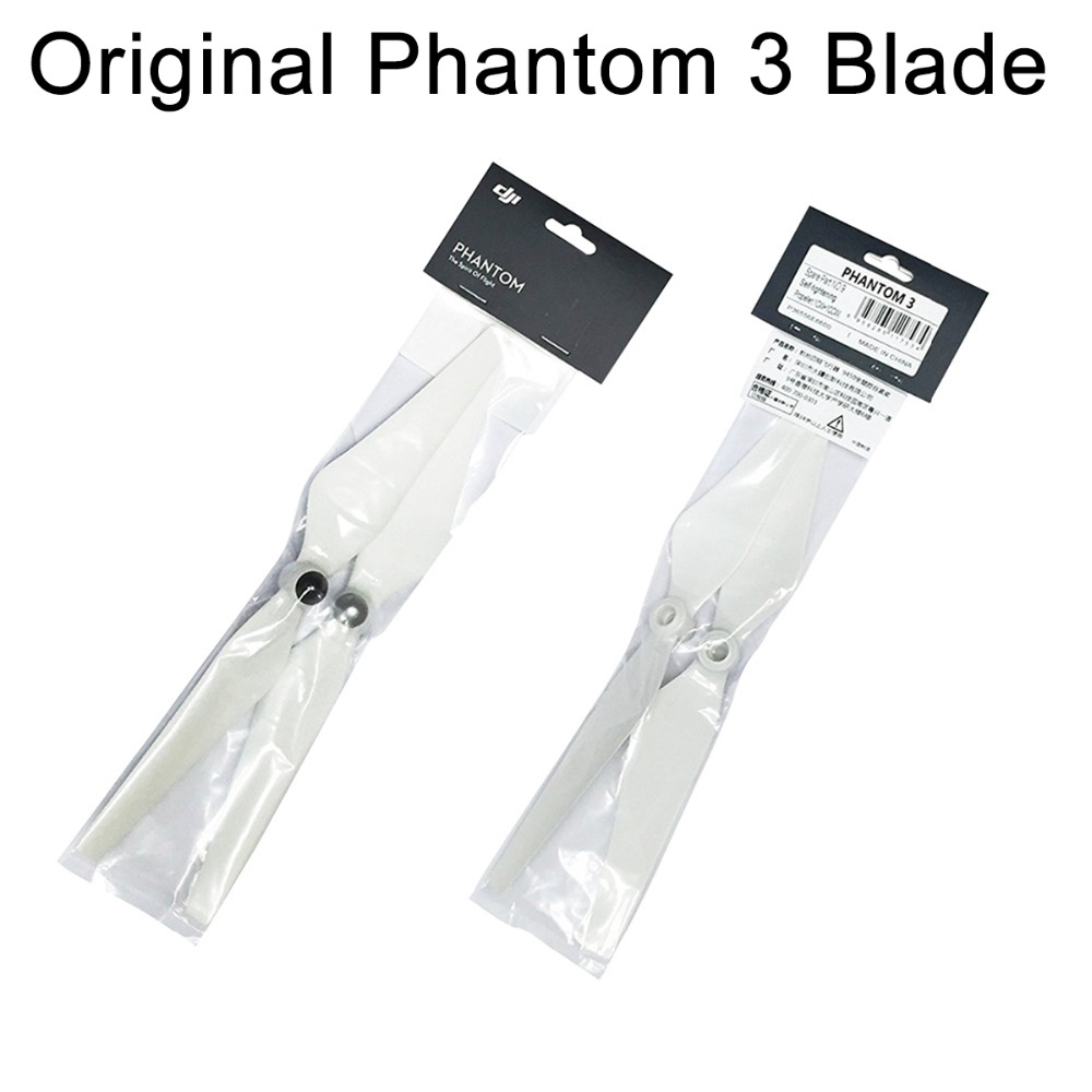 4pcs Original DJI Phantom 3 Propeller 9450 Blade CW CCW Props Quick Release Props Phantom 2 Xiro Drone Wing Fans Spare Parts