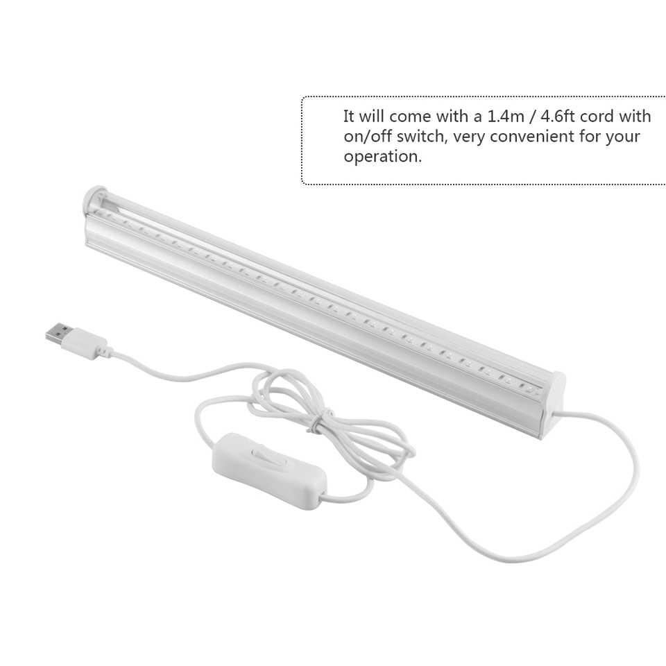 UV 24 LED שחור אורות 6 w נייד שחור אור עבור UV כרזות UV אמנות מתכוונן DJ זרקורים ופסטיבל שחור אור נורות