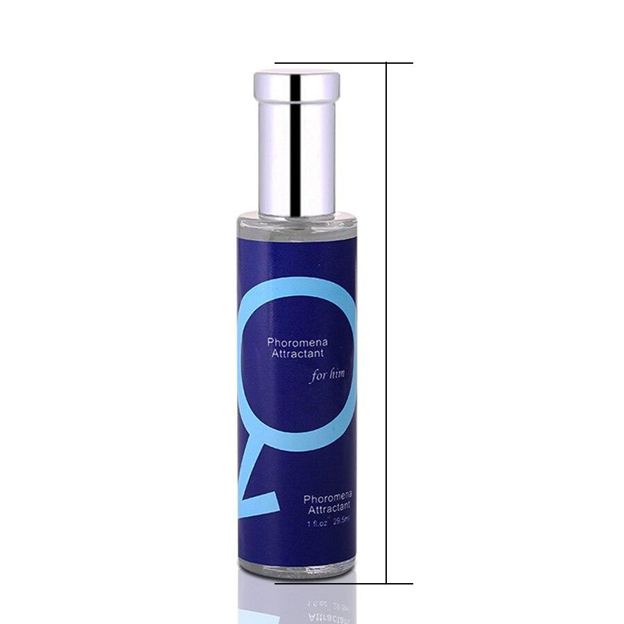Pheromones Cologne feromonas men freshener lasting fragrance fresh to the body odor attract women eau de toilette 29.5ml 2