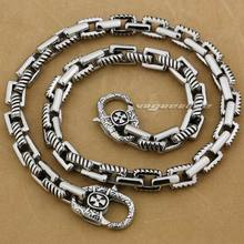 316L Stainless Steel Mens Biker Rocker Punk Wallet Chain 5M005WC 3P6 Length 24inches