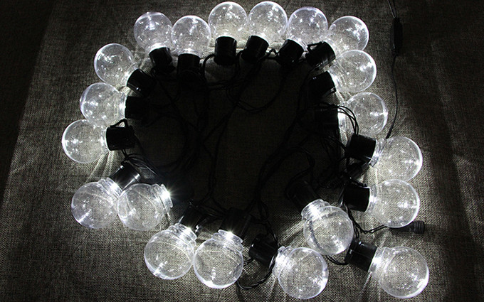 20-LED-G50-clear-Globe-Connectable-Festoon-Party-Ball-string-light-led-Cng