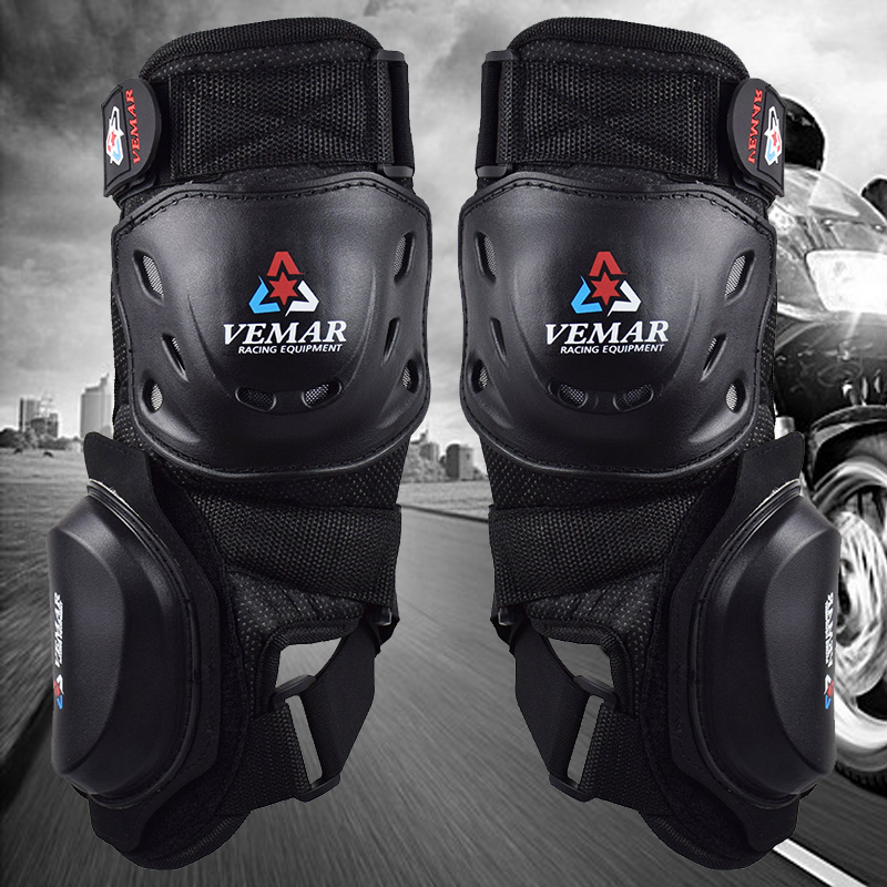 Vemar Professional Motorcycle Knee Protection Motocross Protector Pads Guards With Slider Motosiklet Dizlik Moto Joelheira pro biker motocross knee motorcycle protection moto knee pads motorsiklet dizlik knee protector motorcycle and motorcycle elbow