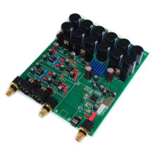 ES9038PRO amplifier Decoder Board (gold-plated PCB) Amplifier board(China)