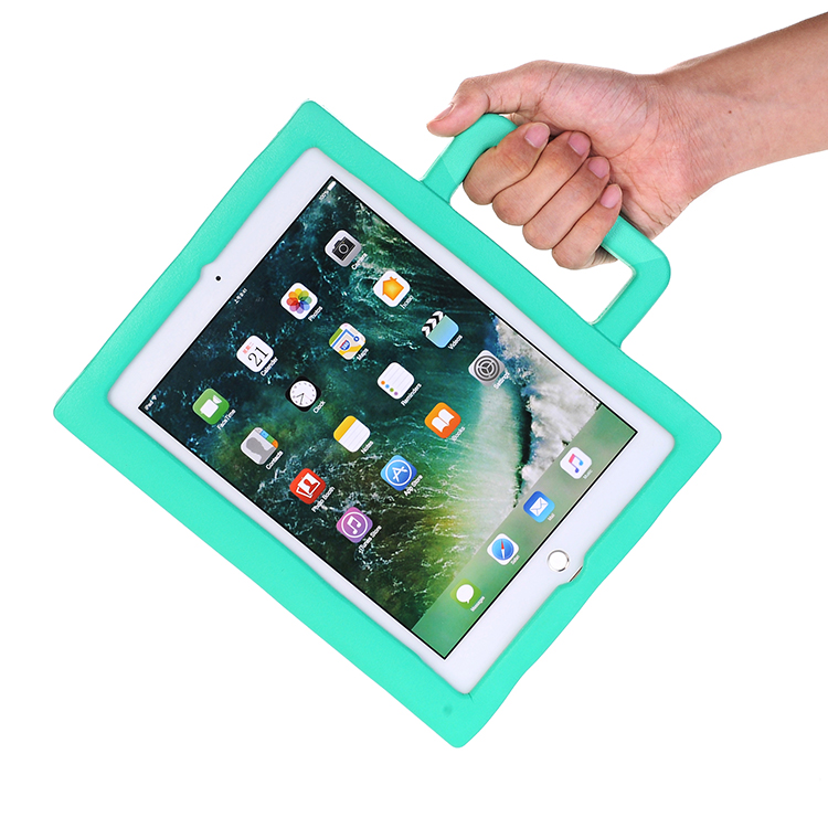 EVA Foam shockproof washable briefcase stand Case cover for iPad Pro 9.7 Kids Children Cute Cartoon Tablet Protective skin+Gifts shockproof kids children save protective