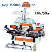 Key Cutting Machine Multi Functional Key Duplicating Machine 220v/50hz Key Making Machine for Locksmith 100E1