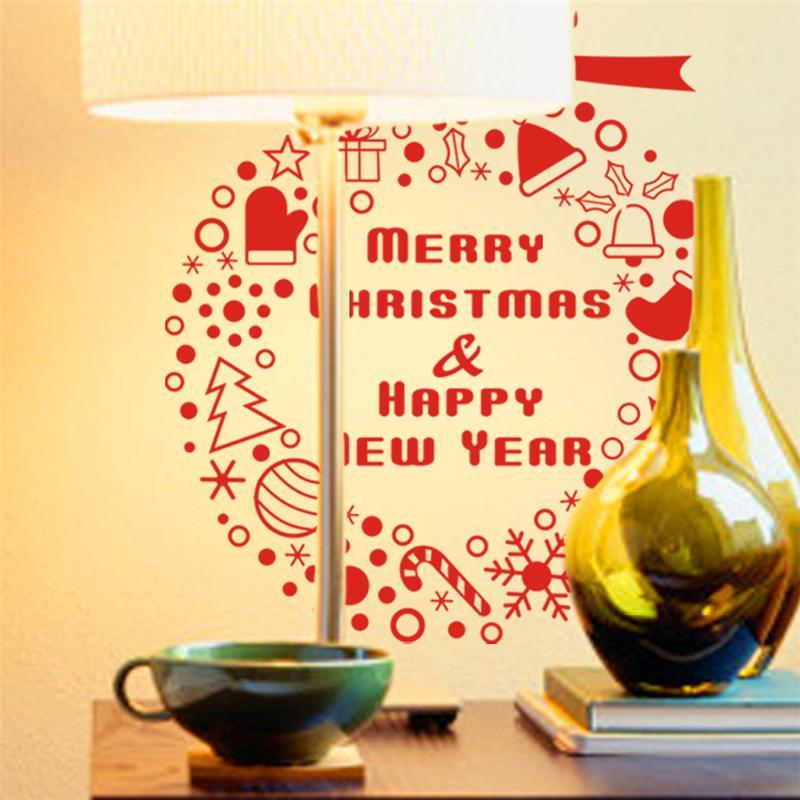 Nice Christmas Wall Art Decals Component - Art & Wall Decor ...