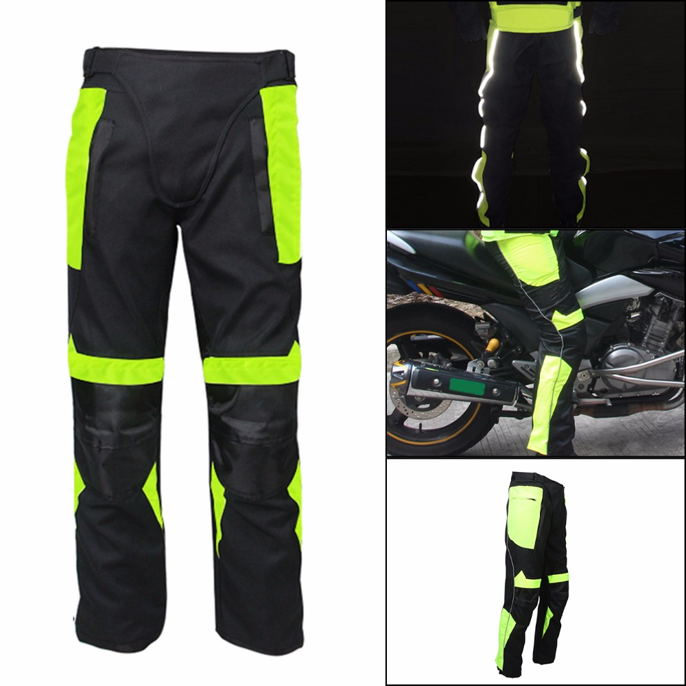 ФОТО Riding Tribe Pants / Drop Resistance Automobile Race Motorcycle Pants Trousers Waterproof Outdoor Clothing C/5