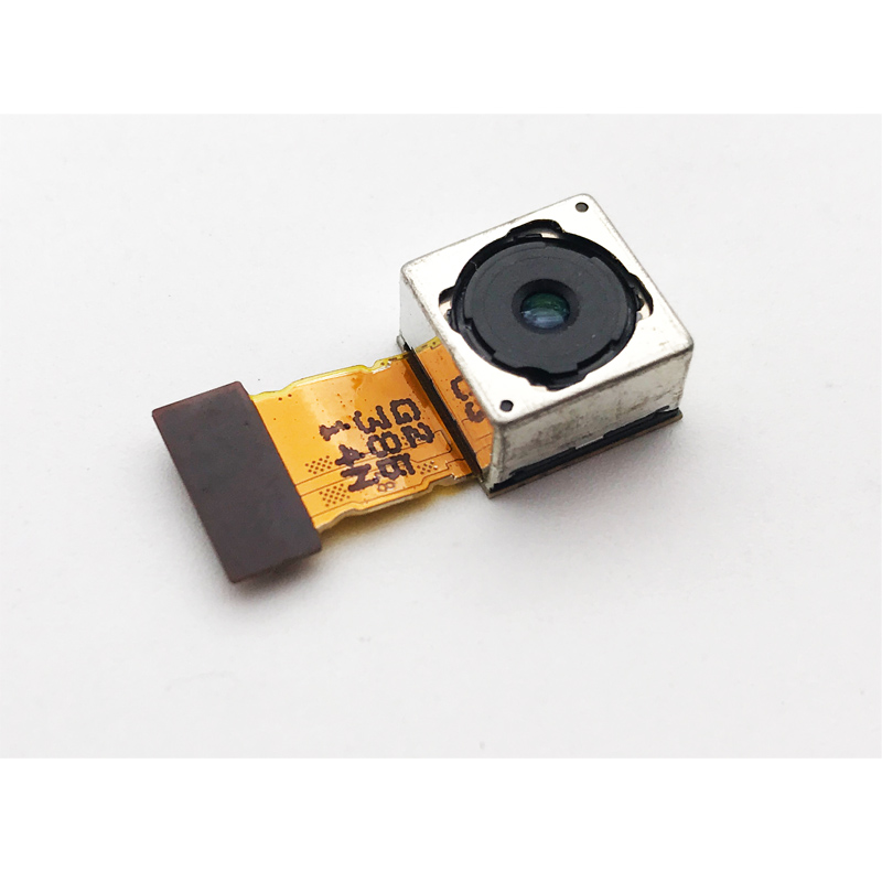 Rear Main Camera For Sony Z1 L39H C6902 C6903 Big Camera Flex Cable Back Camera Replacement Parts