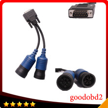 For NEXIQ V8 Auto Heavy Duty Truck Scanner tool NEXIQ USB Link  6- and 9-pin Y Truck Diagnose Interface cable