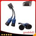 NEXIQ V8 Автомобильный сканер для тяжелых грузовиков  инструмент NEXIQ USB Link 6-и 9-контактный Y диагностический интерфейс кабель