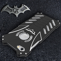 R Just Batman Armor Case For IPhone 5 5S Se 5C Cover 6 6S Plus Luxury