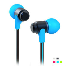 Wallytech WEA-116 Stereo Super Bass earphone Metallic Headset 3.5mm Earbuds for all 3.5mm jack players free shipping