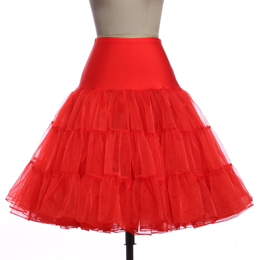 Tulle Underskirt Short Wedding Bridal Petticoat Crinoline Rockabilly Woman Tutu Skirt Wedding Accessories Jupon Mariage