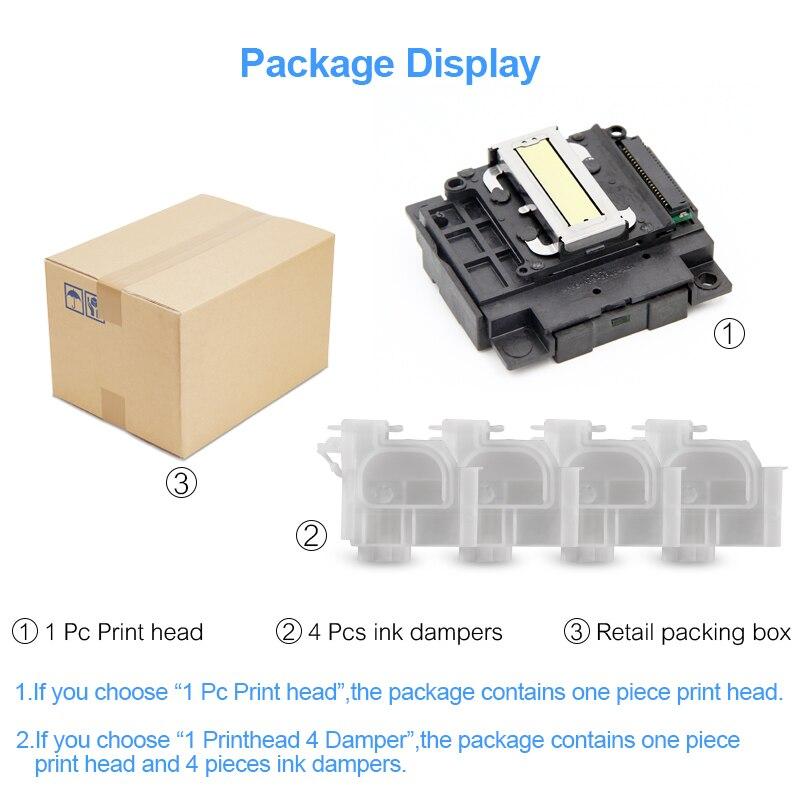 FA04000 FA04010 Printhoved Printhoved til Epson L110 L111 L120 L211 - Kontorelektronik - Foto 5