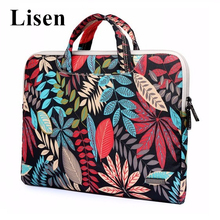 """Sizzling Canvas Bag For Laptop computer 11″,13″,15″,15.6 inch, For MacBook Notobook 13.three"""" 15.four"""" Sleeve Case,Wholesales,Free Drop Delivery HB24"""