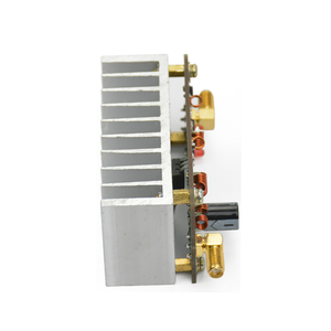Image 5 - Aiyima 7 واط FM الطاقة Amplefier HF مكبر للصوت مجلس 65 110 ميجا هرتز الإدخال 1 ميجا واط مع بالوعة الحرارة