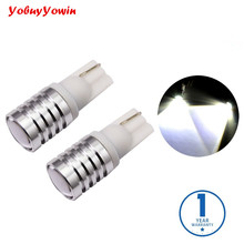 5W CREE Chips LED Bulbs with Projector for font b Car b font font b Interior