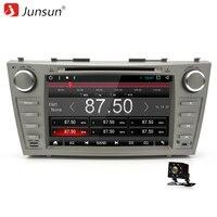 Junsun 2 Din 8 Inch 2G 32GB Car DVD Player For Toyota Camry 2007 2008 2009