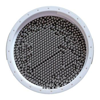 1.5mm 10000 PCS G10 440C Stainless Steel Balls For Precision Bearings,  Special Valves, Conveyor Belts and Rollers