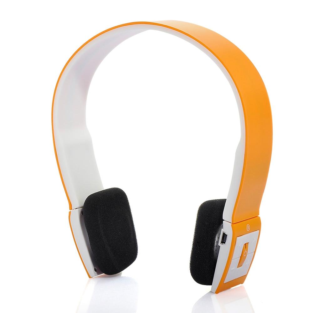 Stereo Handsfree Headfone Casque Audio Audio Ականջակալ - Դյուրակիր աուդիո և վիդեո - Լուսանկար 3