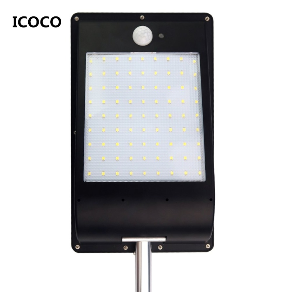 цена 81 Led Solar String Light Motion Sensor Solar Lamps Outdoor Waterproof Garden Led Solar Powered Lamp Lights Home Decoration