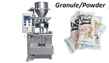 15g, 30g , 50g, 100g Automatic peanuts/pistachio packaging machine